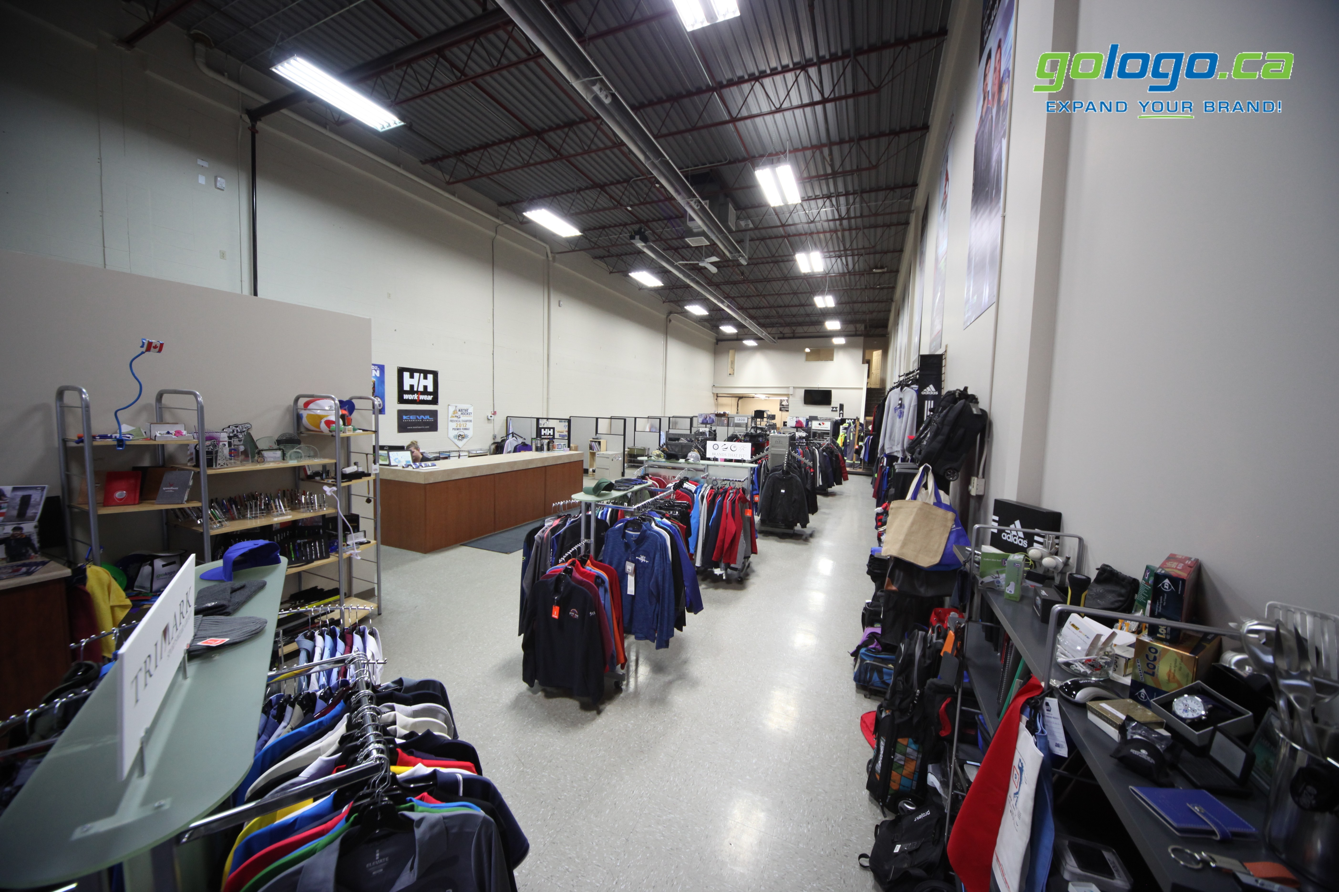 Promotional Products Showroom